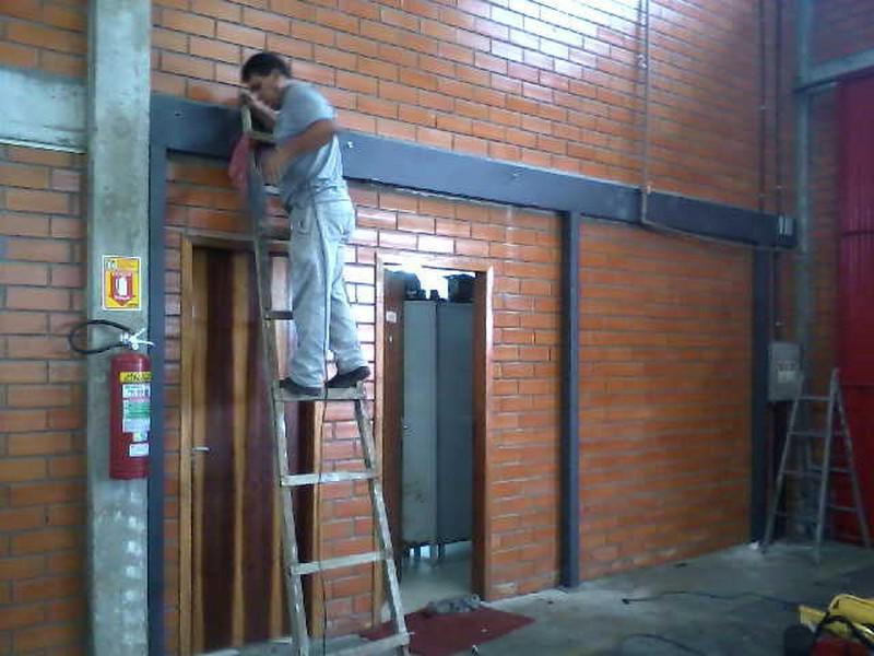 como construir estruturas metalicas curitiba