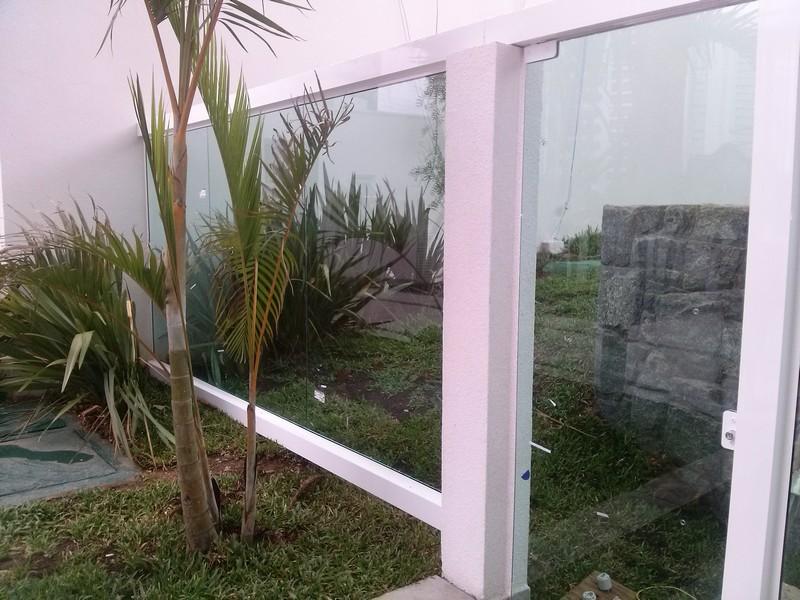 muro de vidro curitiba