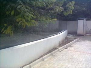 muro de vidro orcamento