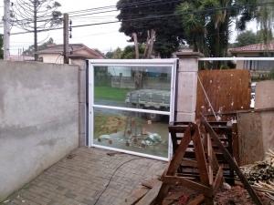 orcamento muro de vidro curitiba