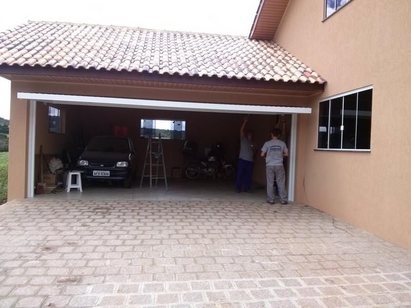 portão de ferro para garagem curitiba