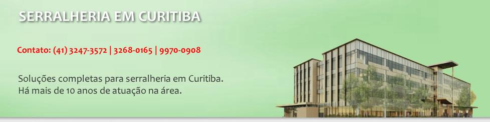 Serralheria em Curitiba