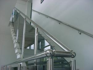 corrimao de aluminio resistente