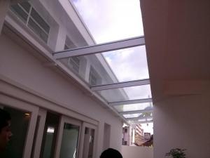 cobertura de vidro curitiba