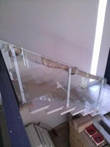 corrimao com vidro curitiba