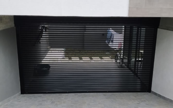 porta de enrolar automática curitiba